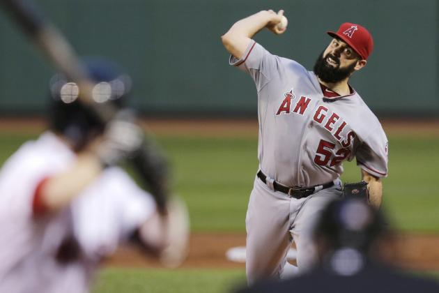 Angels' Matt Shoemaker Matches Franchise Rookie Record with 14th Win