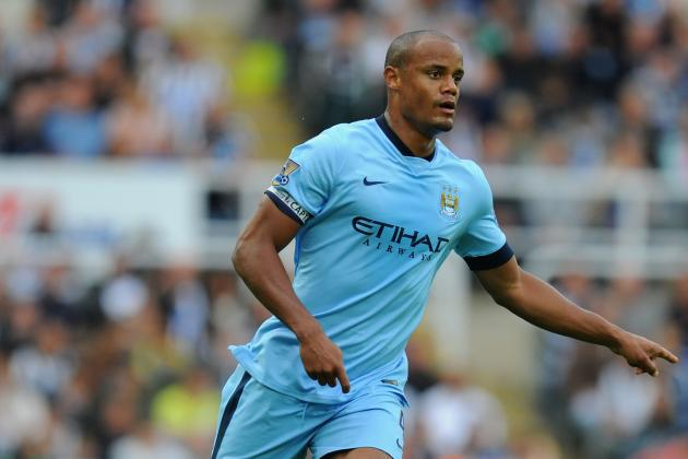 Vincent Kompany Injury: Updates on Manchester City Star's Calf and Return