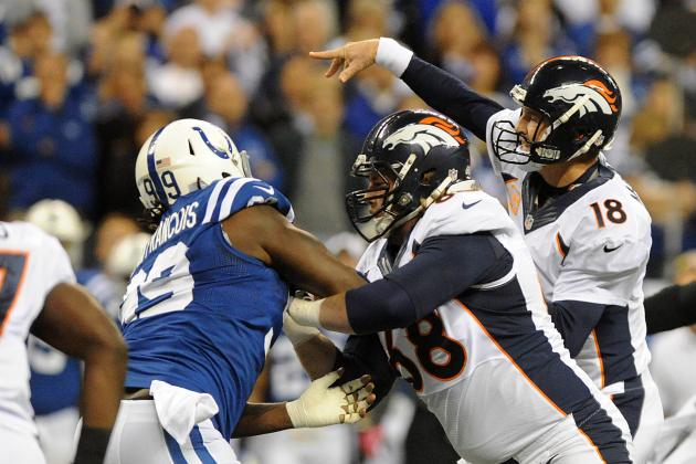 How the Indianapolis Colts Can Slow Peyton Manning and the Denver Offense