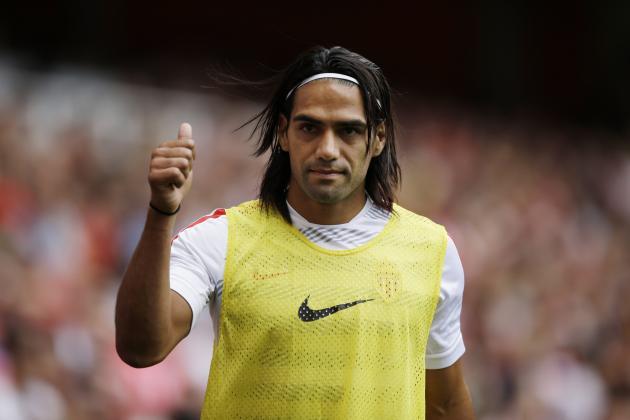 Radamel Falcao Had Liverpool, Arsenal, Manchester City Interest, Confirms Father