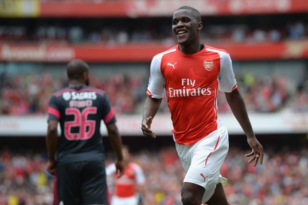 Why Joel Campbell Is Facing Bleak Arsenal Future Despite World Cup Heroics
