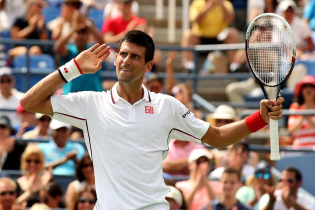 US Open Tennis 2014 Schedule: TV Coverage and Live Stream Info for Day 10