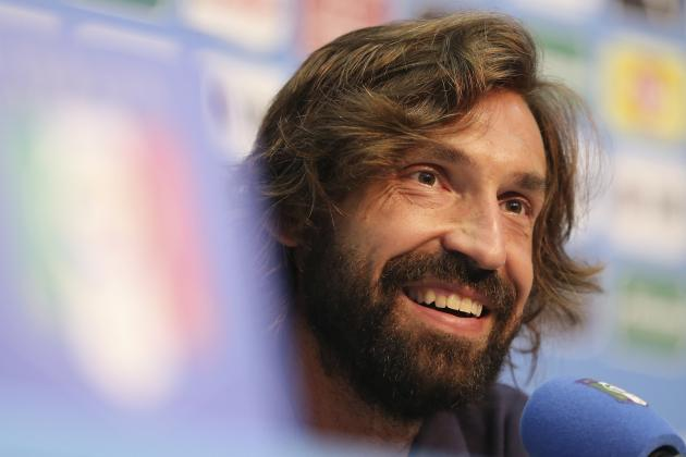 Why Juventus Star Andrea Pirlo Must Remain Focal Point for Antonio Conte's Italy