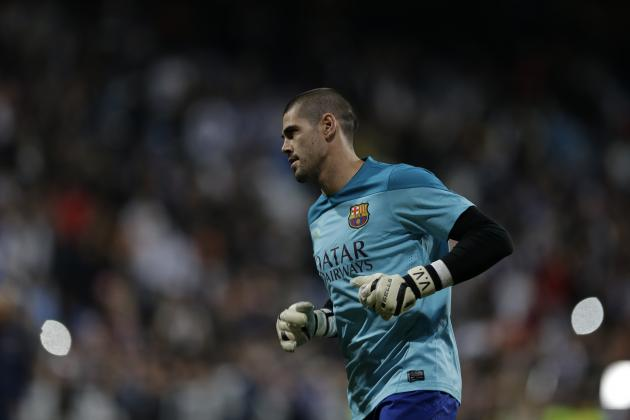 Liverpool's Pursuit of Victor Valdes Heaps Healthy Competition on Simon Mignolet