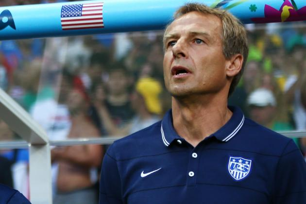 Czech Republic vs. USA: Previewing Jurgen Klinsmann's Next Step as Manager