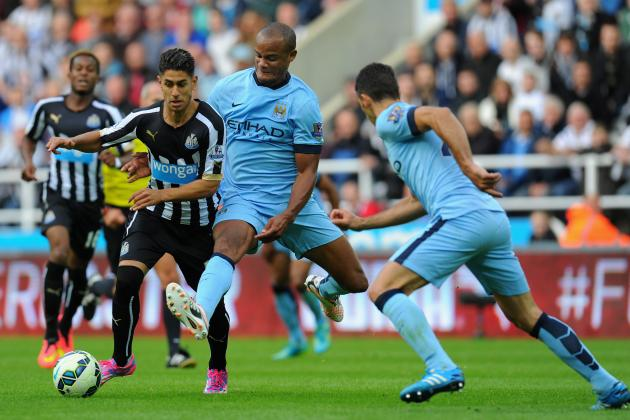 Vincent Kompany Injury Scare Underlines Importance of Eliaquim Mangala Transfer