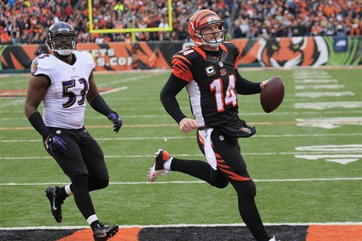 Cincinnati Bengals vs. Baltimore Ravens: Spread Analysis and Pick Prediction