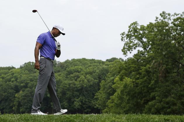 Breaking Down Tiger Woods' Decline Using New PGA Tour Statistics