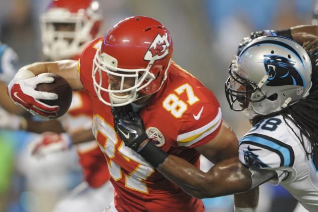 Travis Kelce Could Be the Next Big Thing in the NFL