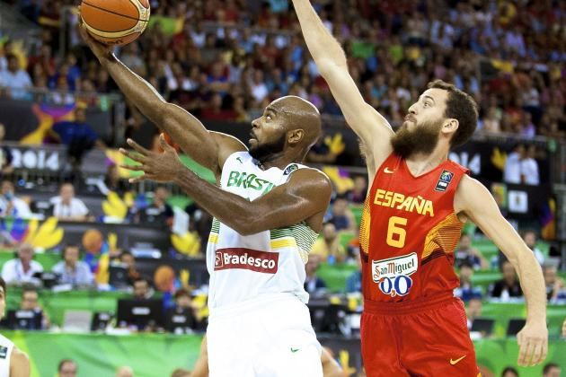 Serbia vs. Brazil: Live Score and Highlights for FIBA World Cup 2014