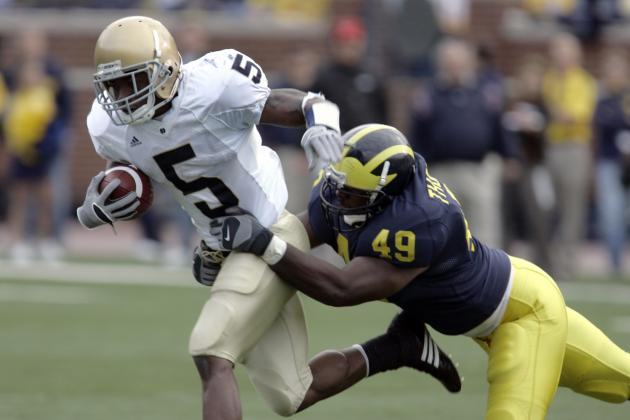 Michigan Wolverines vs. Notre Dame Fighting Irish Betting Odds: Analysis, Pick
