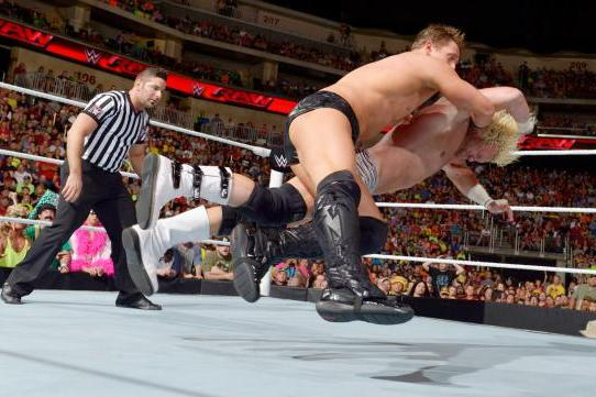 Dolph Ziggler vs. the Miz Is Shaping Up to Be a Great Mid-Card Feud