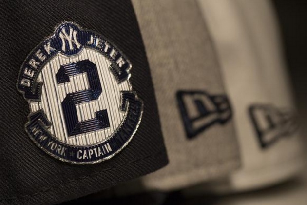 New York Yankees to Wear Patches on Hats and Uniforms in Honor of Derek Jeter