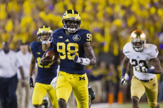 Michigan vs. Notre Dame: TV Info, Spread, Injury Updates, Game Time and More