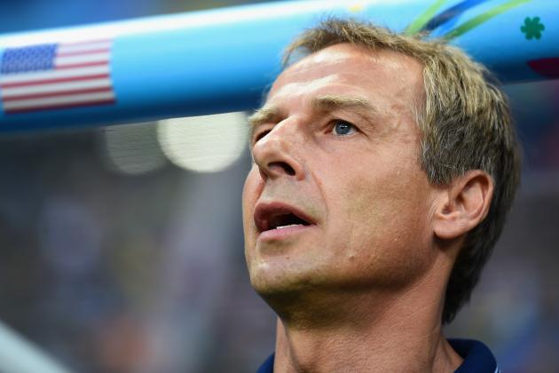 Jurgen Klinsmann Comments on Expectations for Team USA at 2018 World Cup