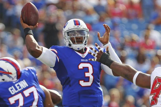 How the Chicago Bears Defense Can Shut Down Buffalo Bills, EJ Manuel