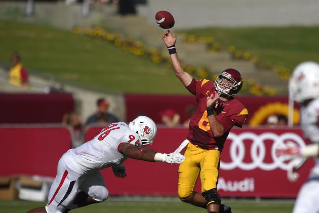 USC vs. Stanford: Cody Kessler Must Be Highly Proficient to Upset Cardinal