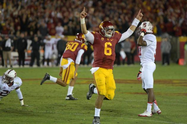 USC vs. Stanford: TV Info, Spread, Injury Updates, Game Time and More