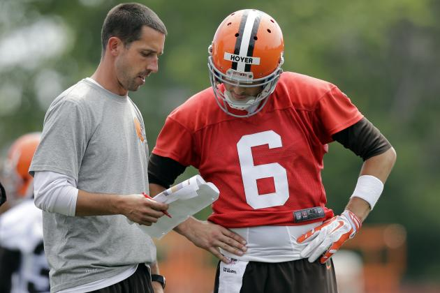 Predicting the Cleveland Browns' Offensive Production Under Kyle Shanahan