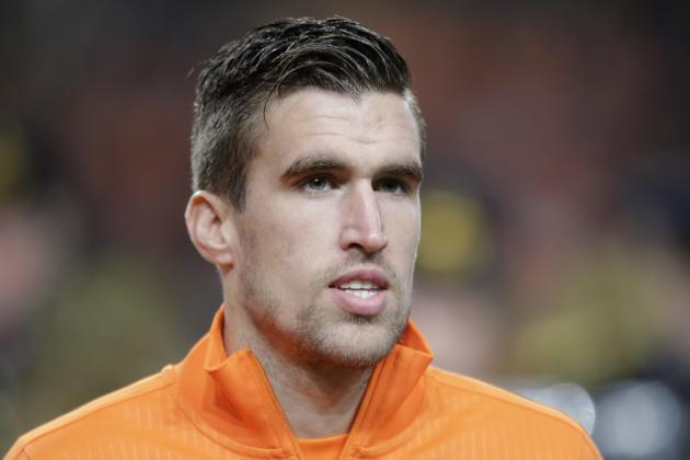 Fitness Concerns Will Dictate Manchester United Interest in Kevin Strootman