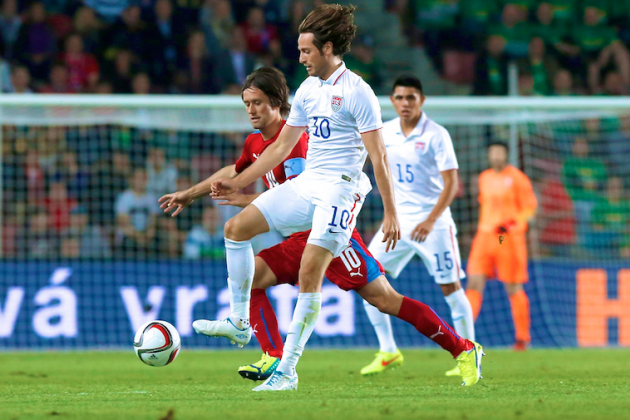 Czech Republic vs. USA: Score, Grades and Post-Match Reaction