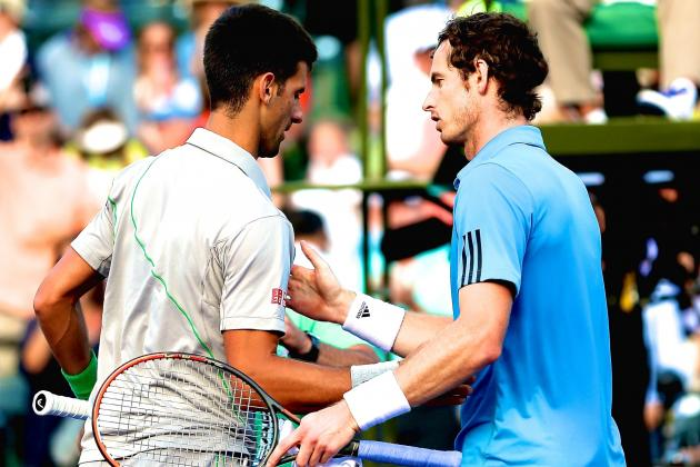 Novak Djokovic-Andy Murray QF Will Give 2014 US Open Its 1st Great Men's Match