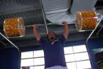 'Beast Mode' Uses Skittles to Prep for NFL Season