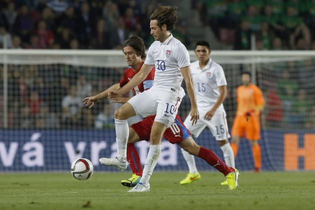 Czech Republic vs. USA: Live Score, Highlights from International Friendly