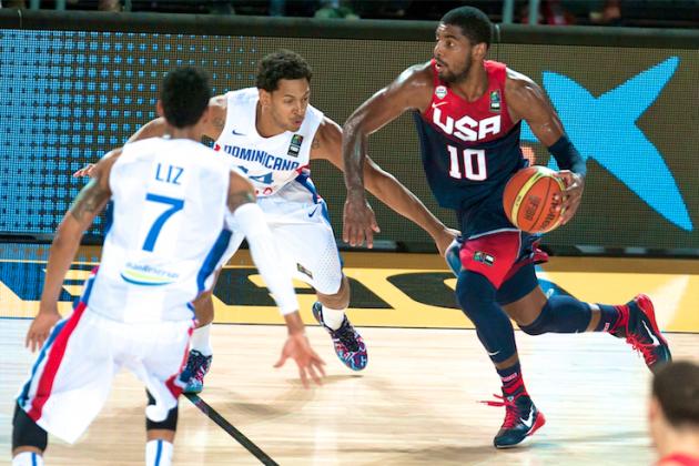 USA Basketball vs. Dominican Republic: Highlights for FIBA World Cup 2014