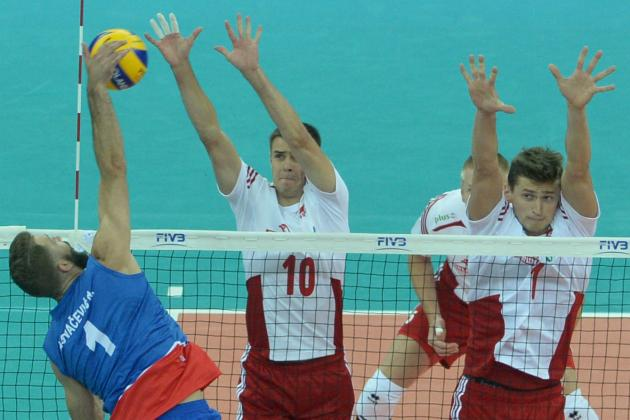 Men's Volleyball World Championships 2014: Updated Results, Outlook and Schedule