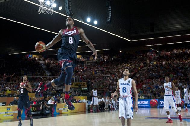 Team USA vs Dominican Republic: Game Grades, Analysis for FIBA World Cup Matchup