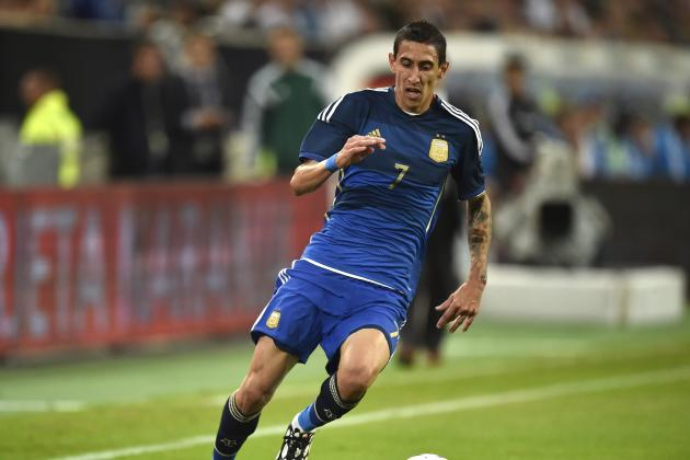 Rampant Argentina and Di Maria Prove There Is Life Without Lionel Messi