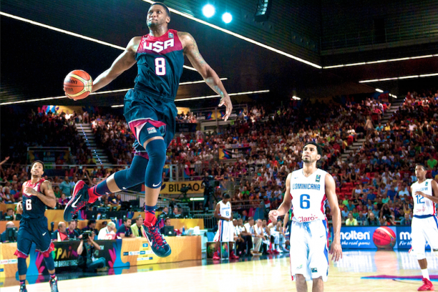 USA vs. Dominican Republic: Score and Twitter Reaction for FIBA World Cup 2014