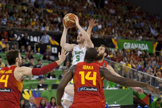 Spain vs France: Live Score and Highlights for FIBA World Cup 2014
