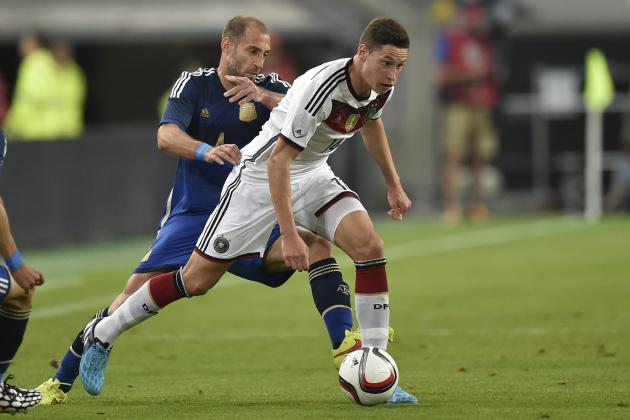 Julian Draxler Injury: Updates on Schalke Star's Hamstring and Return