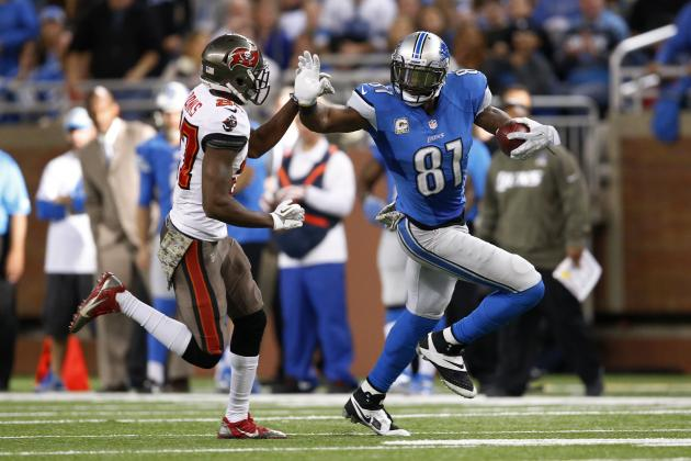 Fantasy Football 2014: Projections for Highest-Drafted Wide Receivers