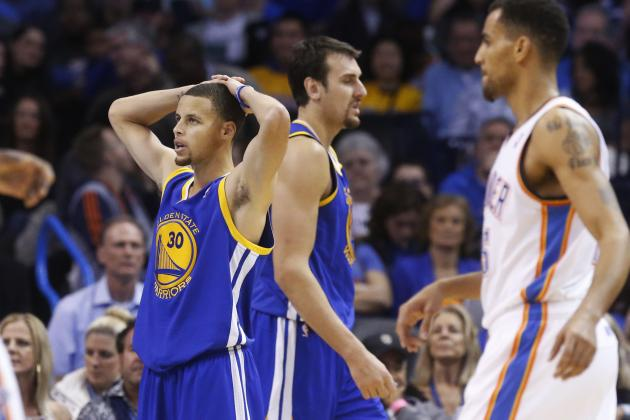Diagnosing the Golden State Warriors' Biggest Weakness in 2014-15