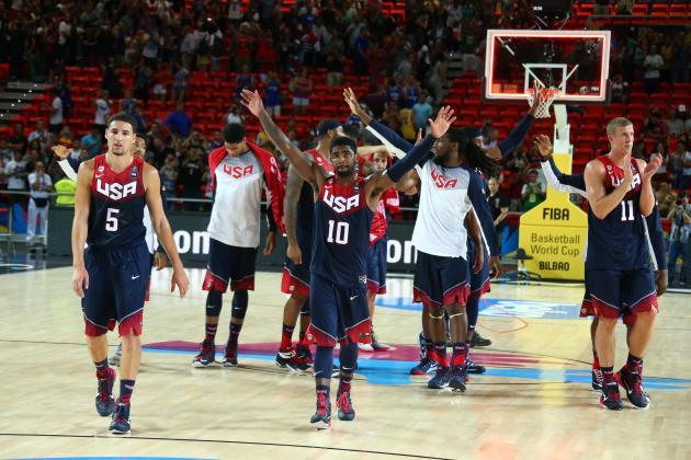 FIBA Basketball World Cup 2014: USA's Depth Will Be Key to Winning Championship