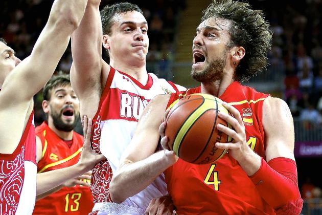 Spain vs. France: Score and Twitter Reaction for FIBA World Cup 2014