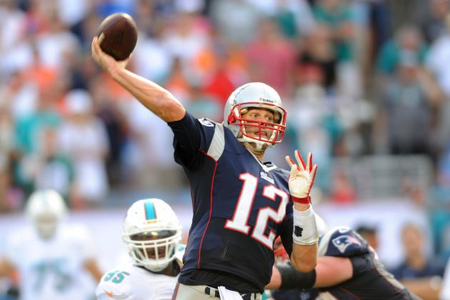New England Patriots vs. Miami Dolphins: Breaking Down Patriots Game Plan