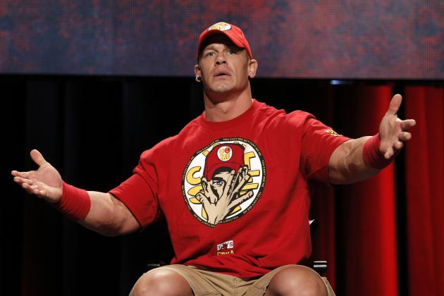 How to Improve John Cena's Inconsistent Booking Before Night of Champions