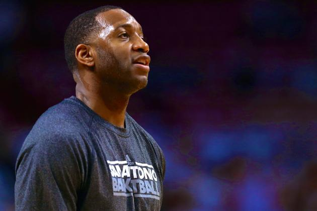 What Does Tracy McGrady Have Left to Prove to the NBA?