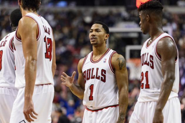 Derrick Rose Primed to Take Jimmy Butler's Game to the Next Level