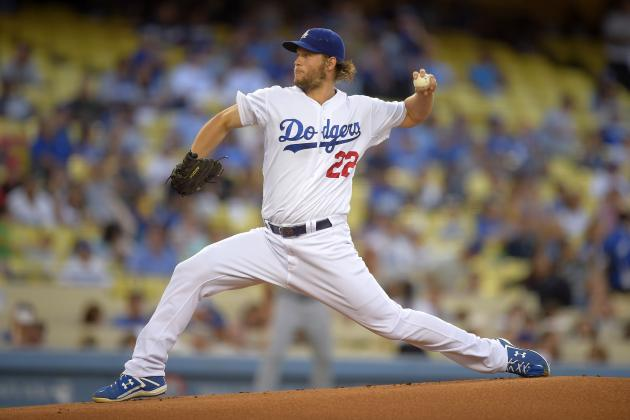 Clayton Kershaw Currently Atop the NL MVP Rankings