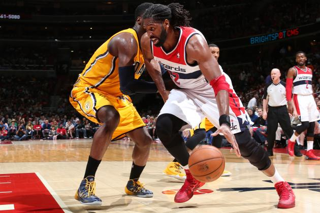Breaking Down Washington Wizards' Power Forward Position for 2014-15 Season