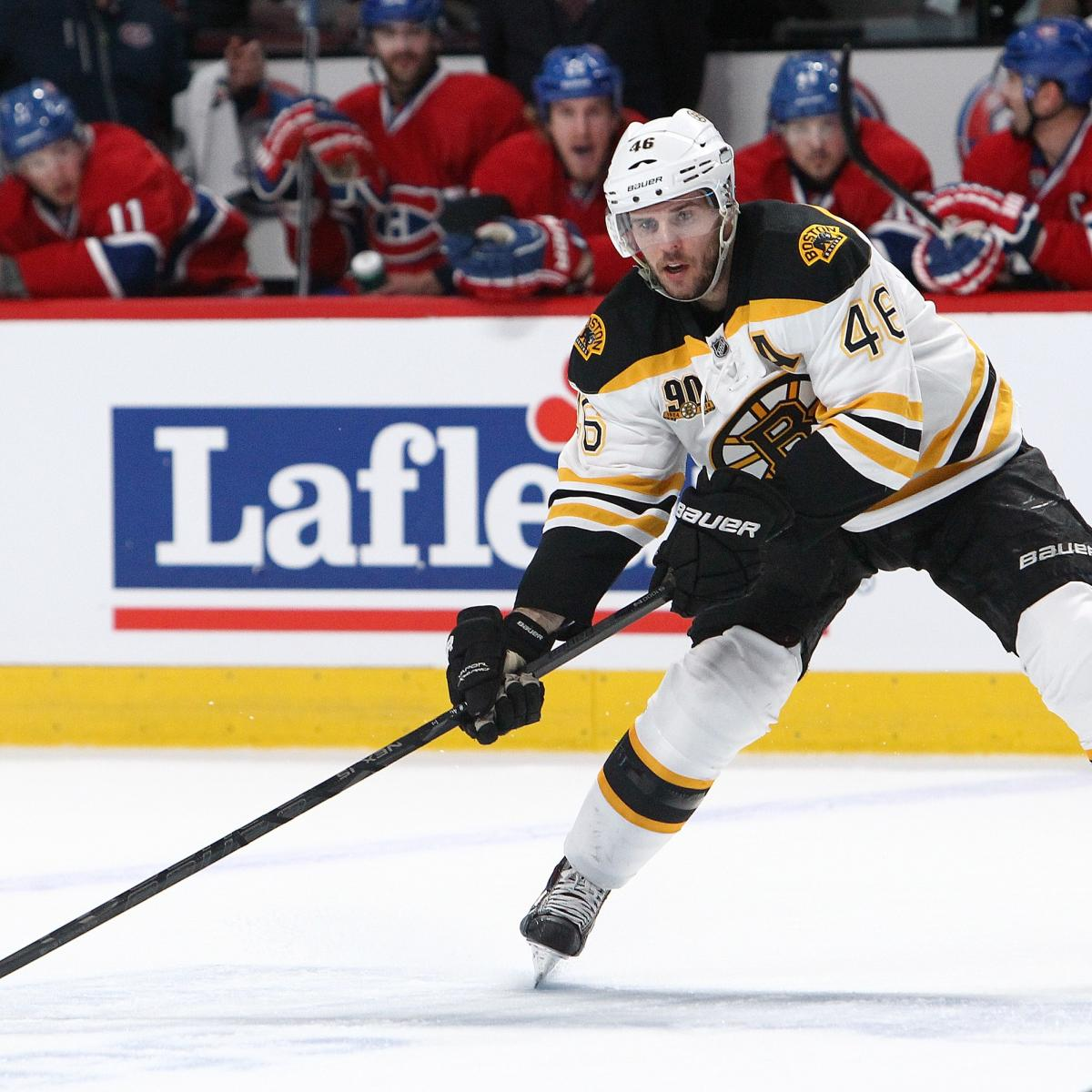 Boston Bruins Do What's Necessary to Stay Contenders with ...Bruins Bleacher Report