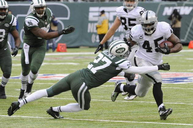 Oakland Raiders vs. New York Jets: Spread Analysis and Pick Prediction