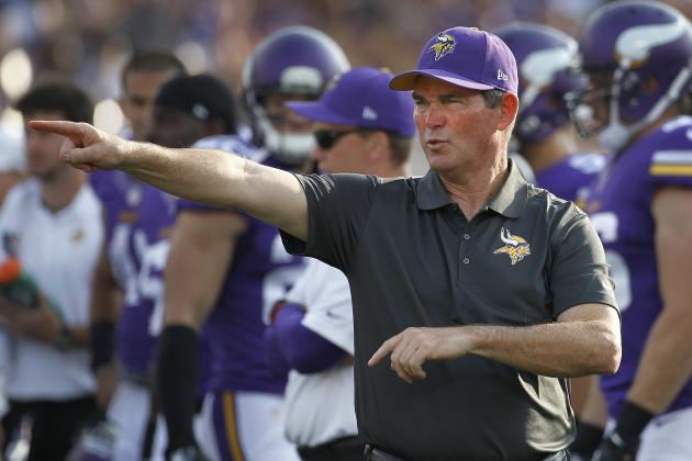 Vikings vs. St. Louis Rams: Breaking Down Minnesota's Game Plan