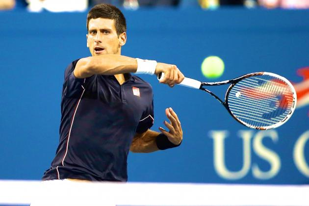 Djokovic vs. Murray: Score and Highlights from US Open 2014 Men's Quarterfinals