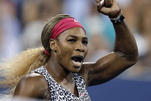 US Open 2014 Women's Semifinals: TV Schedule, Start Time, Live Stream Info